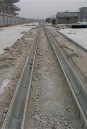 缝隙式排水沟施工图