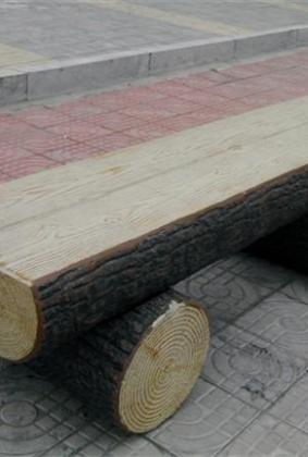 仿木石凳 FM-027