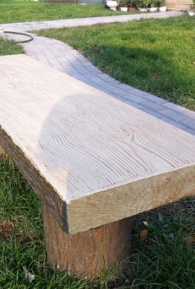 仿木坐凳 FM-050