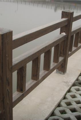仿木护栏 FM-022