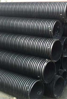 塑钢缠绕管